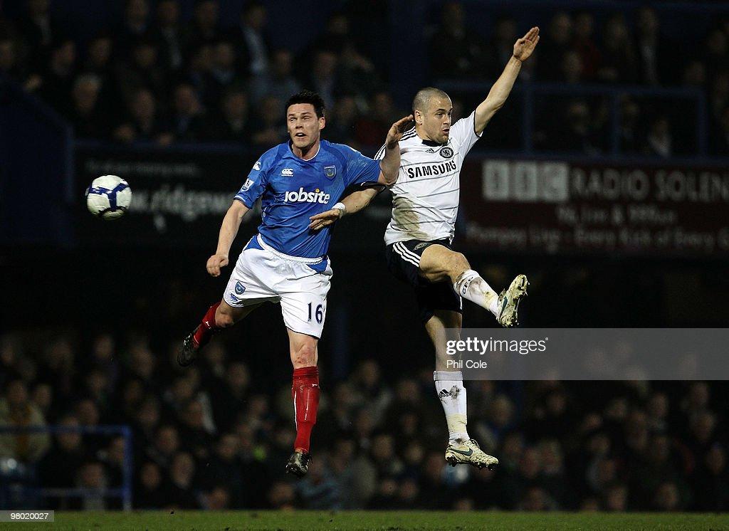 Portsmouth v Chelsea - Premier League