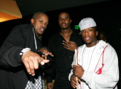 Steve Francis Quentin Richardson and Nate Robinson