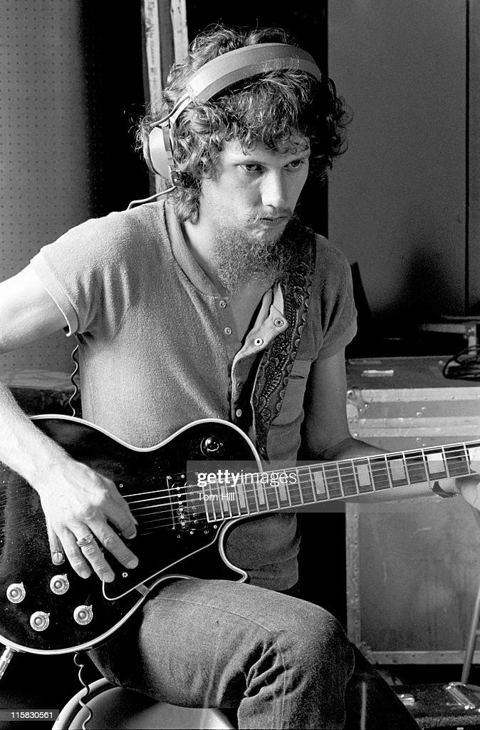 Lynyrd Skynyrd Recording at Studio I - August 12, 1977