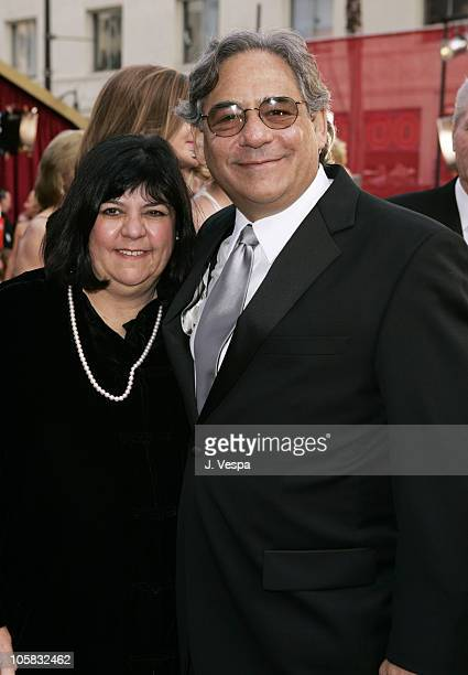 Steve Gilula of Fox Searchlight and wife Diana Dreiman