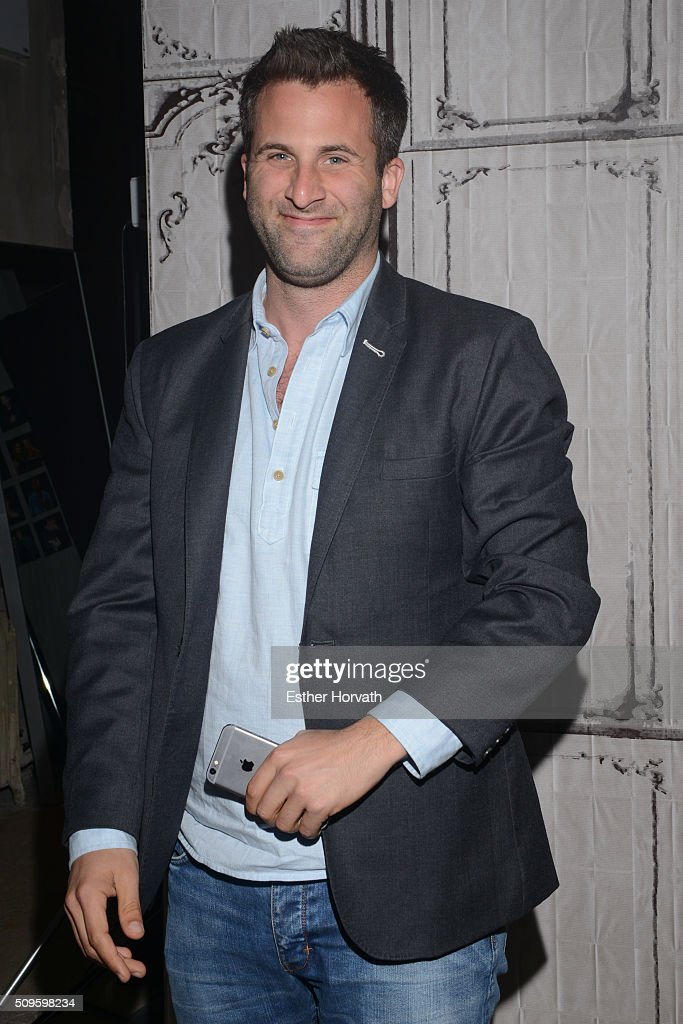 Steve Goldbloom attends at AOL Studios In New York on February 11, 2016 in New York City.