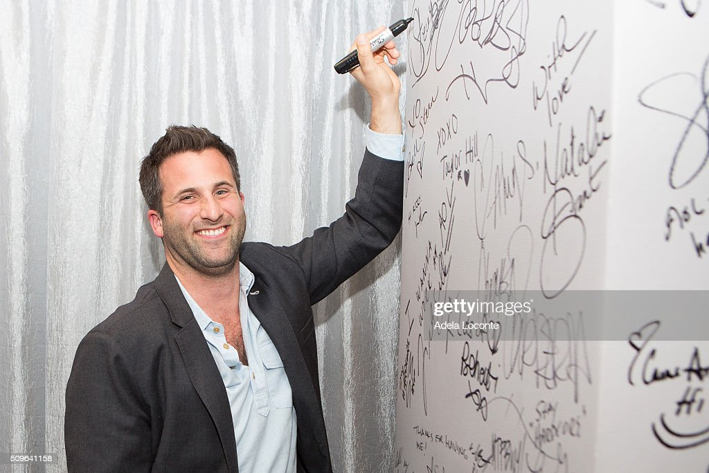 Steve Goldbloom attends 'On The Brink Of Greatness' at AOL Studios In New York on February 11, 2016 in New York City.