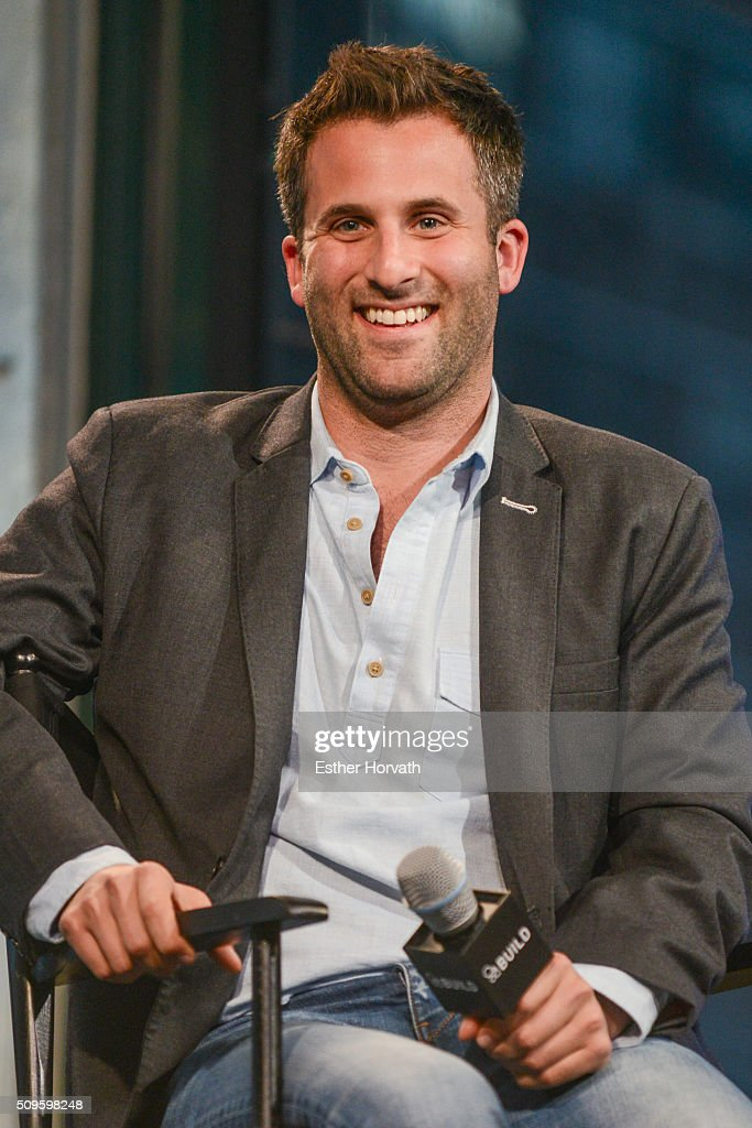 Steve Goldbloom discusses at AOL Studios In New York on February 11, 2016 in New York City.