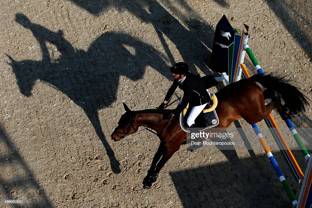 Longines Global Champions Tour of Antwerp - Day Two