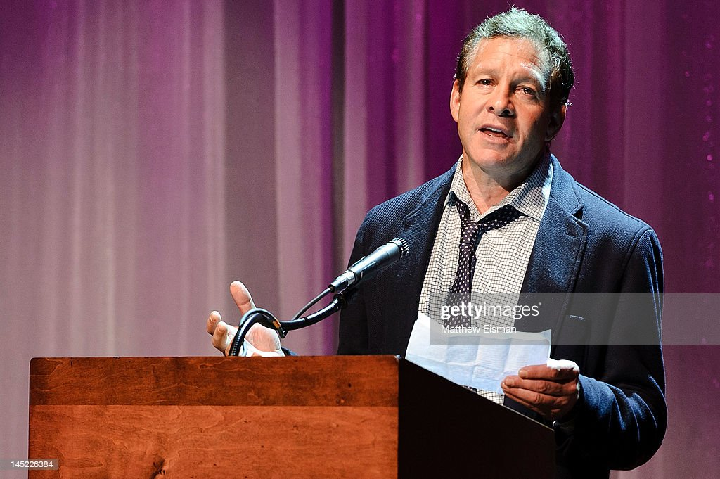 Steve Guttenberg attends The Little / Helen Hayes Theatre 100 Years On Broadway celebration at the Helen Hayes Theatre on May 24 2012 in New York City