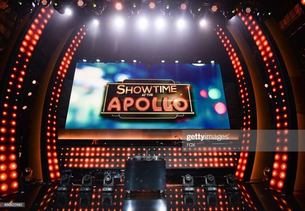 Steve Harvey hosts SHOWTIME AT THE APOLLO airing Monday, Dec. 5 (8:00-10:00 PM ET/PT) on FOX.