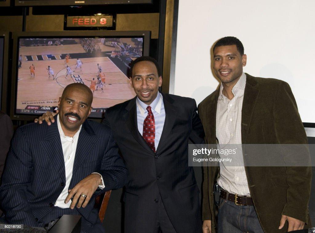 ESPN Zone Celebrates Black History Month