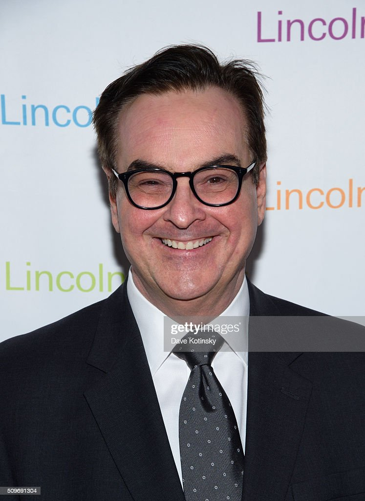 Steve Higgins arrives at Lincoln Center's American Songbook Gala Honors Lorne Michaels at Lincoln Center for the Performing Arts on February 11, 2016 in New York City.