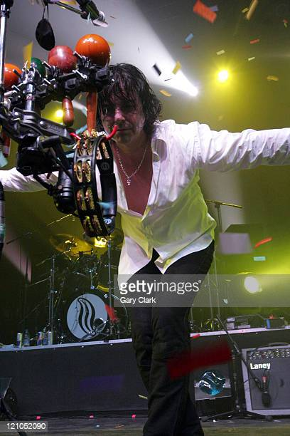 Steve Hogarth of Marillion during Marillion in Concert at The Forum in London December 5 2005 at The Forum in London Great Britain