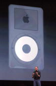 23rd October 2001 - Apple Launches The Ipod