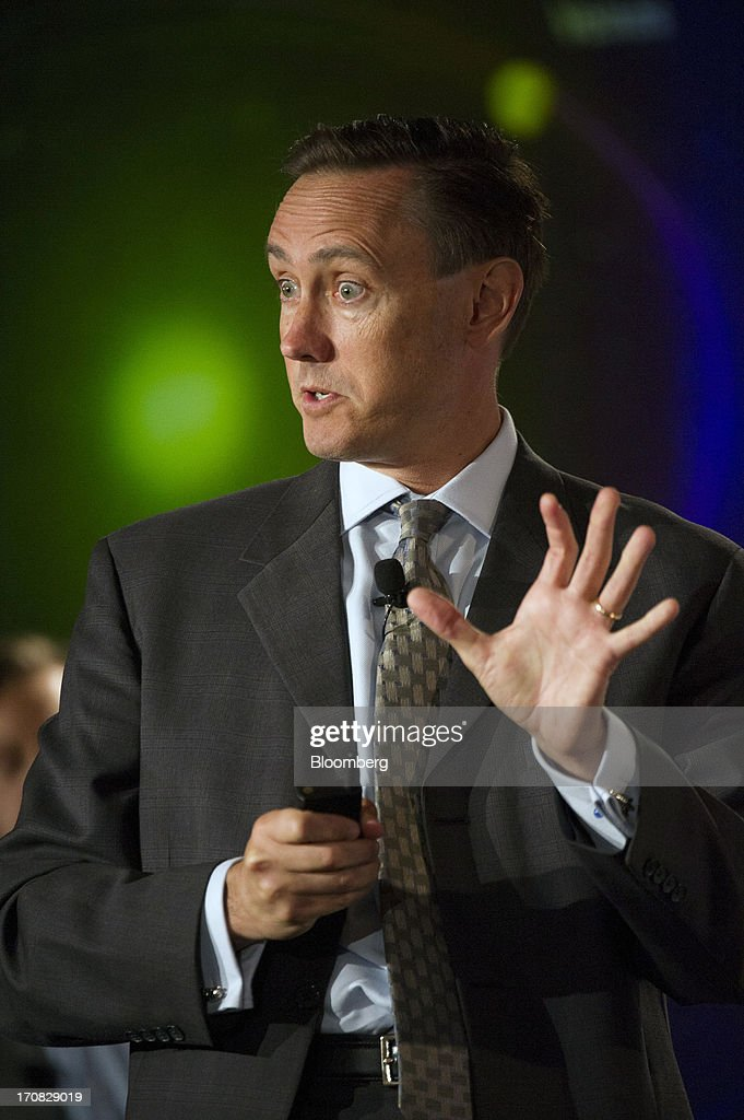 Steve Jurvetson, managing director of Draper Fisher Jurvetson, speaks during the Bloomberg Next Big Thing summit in Half Moon Bay, California, U.S., on Tuesday, June 18, 2013. The summit convenes investors and entrepreneurs in technology, science and data to examine the future of technology, business and how innovation is changing the human experience. Photographer: David Paul Morris/Bloomberg via Getty Images