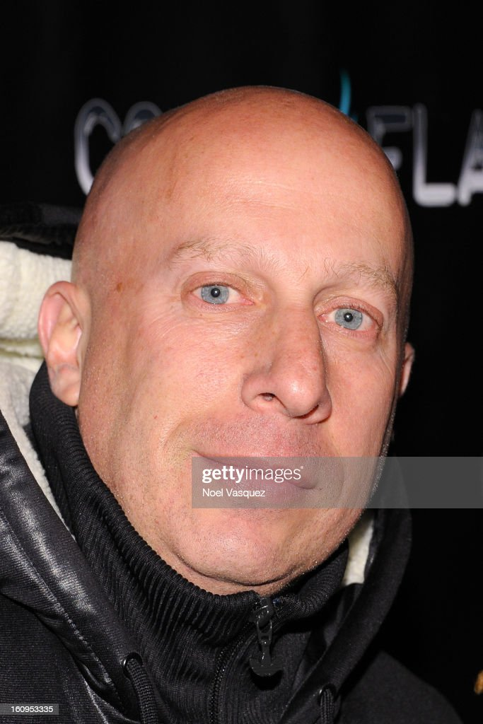 Steve Lobel attends the Coool Flame Magazine launch party at private residence on February 7, 2013 in Los Angeles, California.