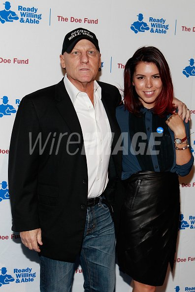 973c3c70295 Steve Madden and Kira Madden attend the 2012 DOE Fund Gala at ...