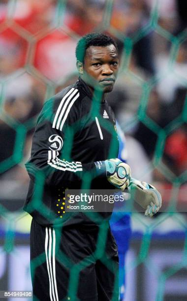 Steve MANDANDA France / Tunisie Amical Stade de France