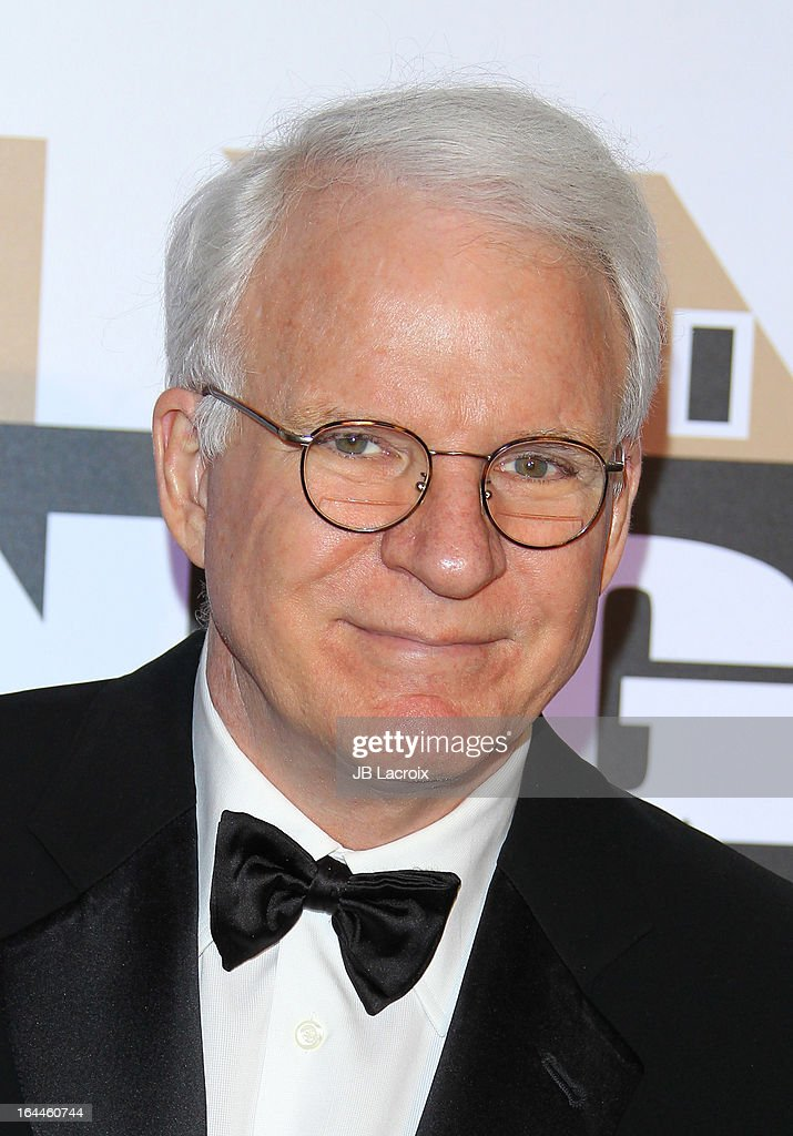 <a gi-track='captionPersonalityLinkClicked' href=/galleries/search?phrase=Steve+Martin+-+Comedian&family=editorial&specificpeople=196544 ng-click='$event.stopPropagation()'>Steve Martin</a> attends the Muhammad Ali's Celebrity Fight Night XIX held at JW Marriott Desert Ridge Resort & Spa on March 23, 2013 in Phoenix, Arizona.