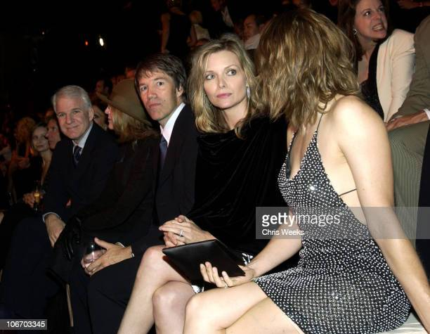 Steve Martin Diane Keaton David E Kelley Michelle Pfeiffer and Jodie Foster