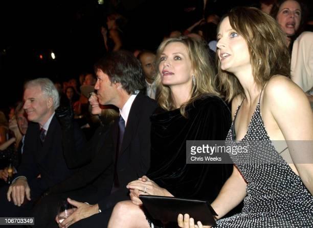 Steve Martin Diane Keaton David E Kelley Michelle Pfeiffer and Jodie Foster
