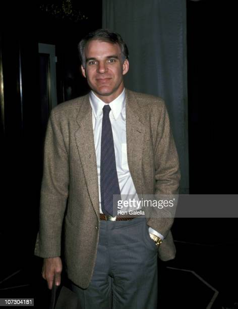 Steve Martin during Steve Martin Sighting at the Carlyle Hotel in New York City October 26 1981 at Carlyle Hotel in New York City New York United...