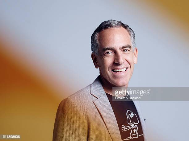 Steve Martino is photographed for The Hollywood Reporter on November 6 2015 in Los Angeles California ON DOMESTIC EMBARGO UNTIL MARCH 15 2016 ON...