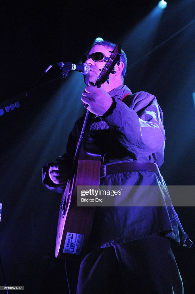 Steve Mason performs at Electric Brixton on April 28, 2016 in London, England.
