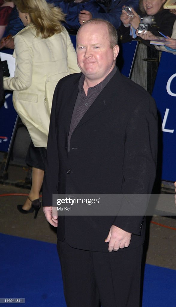 Steve McFadden during National Television Awards 2005 at Royal Albert Hall, London in London, United Kingdom.