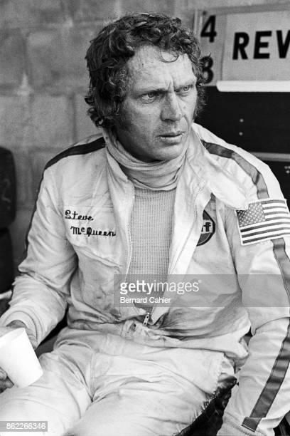 Steve McQueen 12 Hours of Sebring Sebring 21 March 1970 Hollywood star Steve McQueen during the 1970 12 Hours of Sebring endurance race where he...