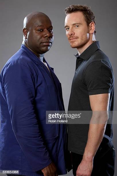 Steve McQueen and Michael Fassbender