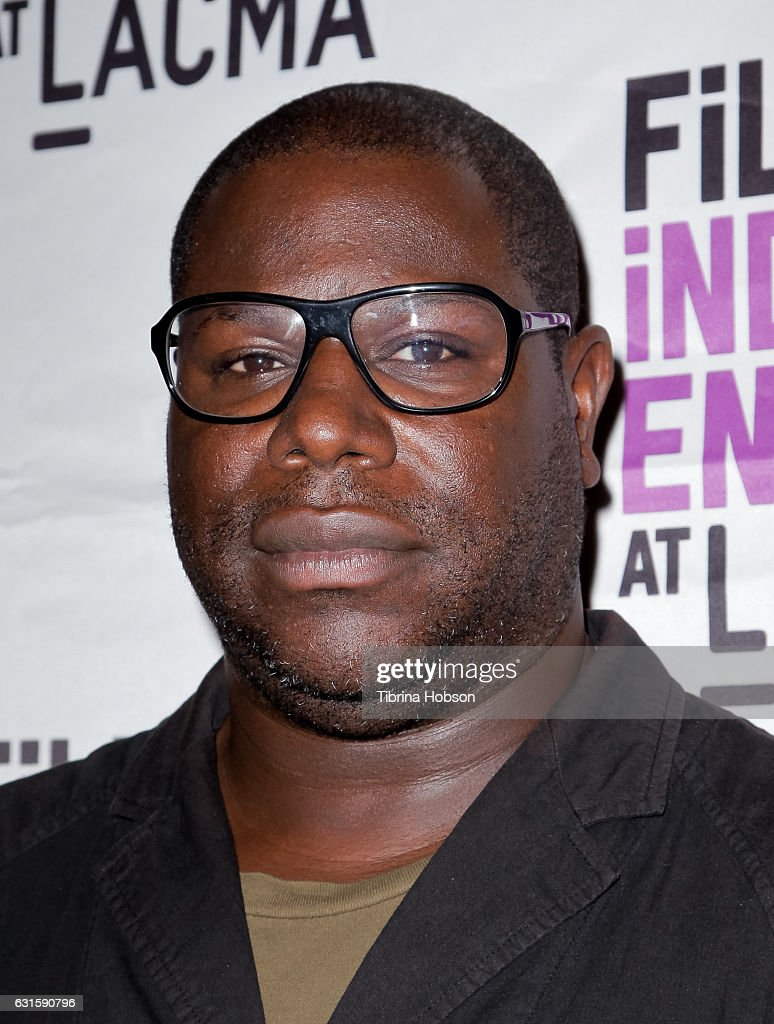 Steve McQueen attends the premiere of Magnolia Pictures 'I Am Not Your Negro' at LACMA on January 12, 2017 in Los Angeles, California.