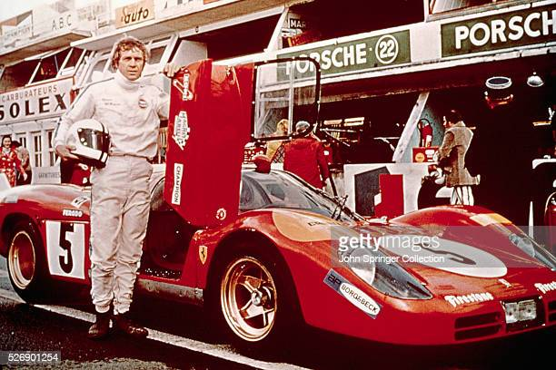 Steve McQueen challenges the power and speed of the world's most dangerous sport in Cinema Center Film's Le Mans The National General Pictures...