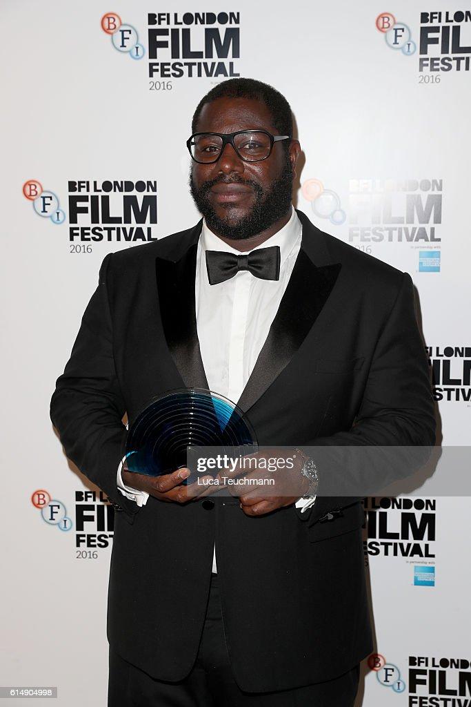 60th BFI London Film Festival Awards - Winners Room
