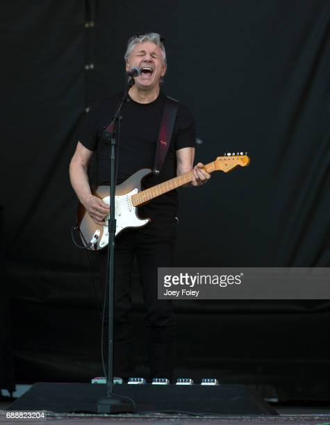Steve Miller of the Steve Miller Band performs live onstage at Indianapolis Motor Speedway on May 26 2017 in Indianapolis Indiana