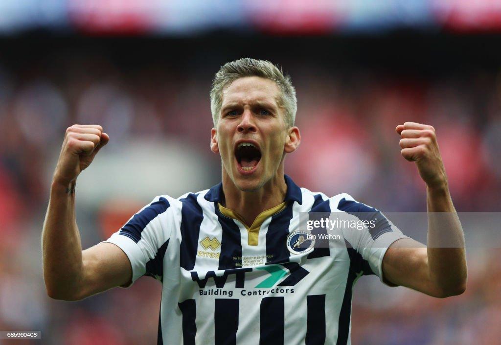 Bradford City v Millwall - Sky Bet League One Playoff Final