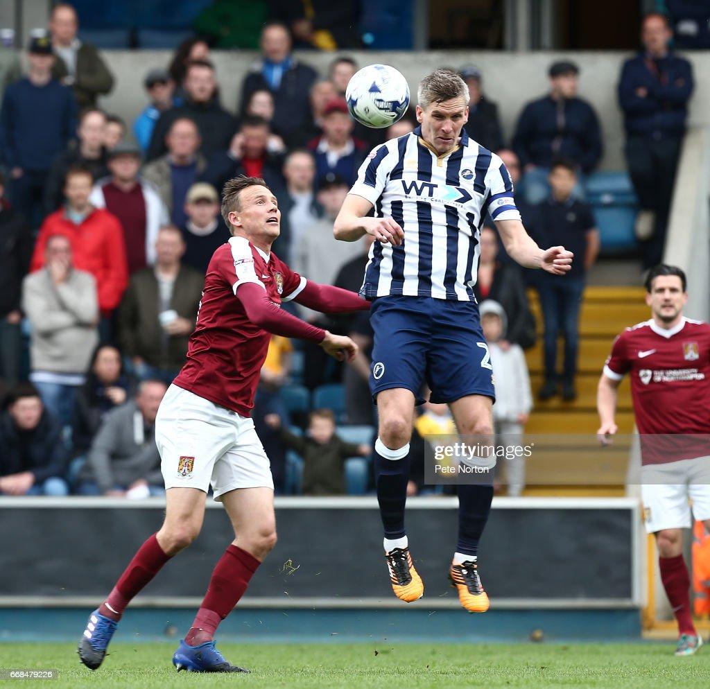 Millwall v Northampton Town - Sky Bet League One