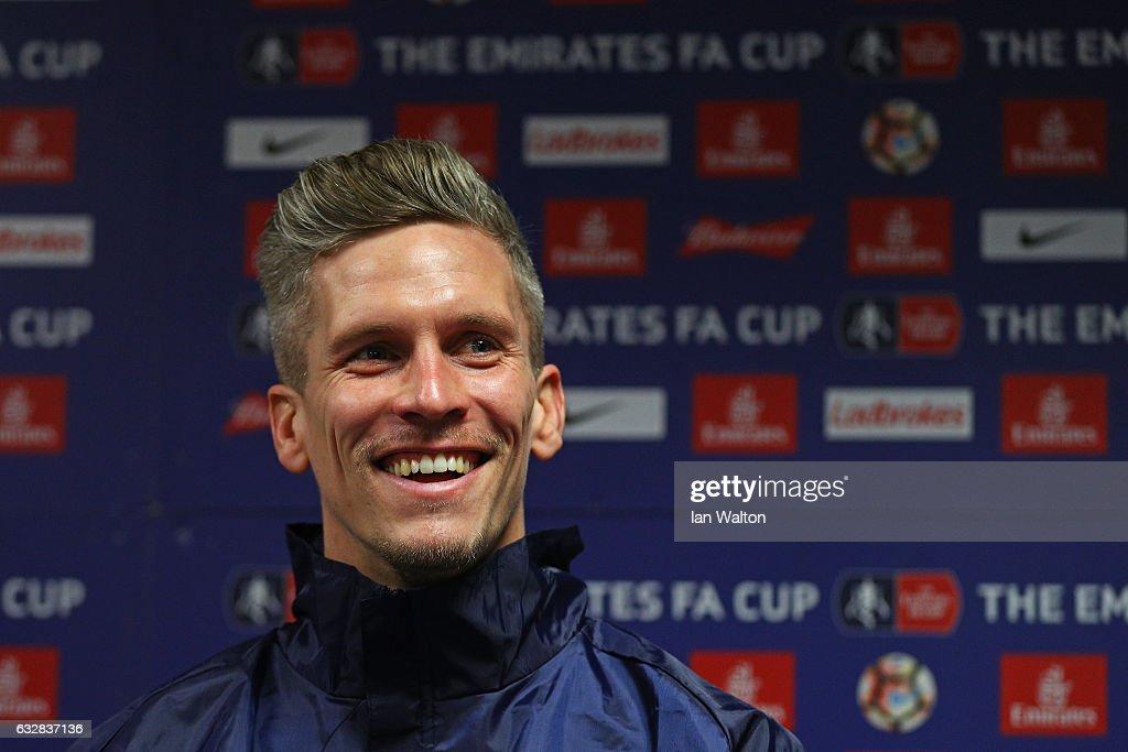 Millwall Press Conference