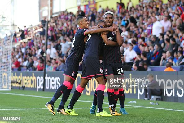 Crystal Palace v Huddersfield Town - Premier League : News Photo