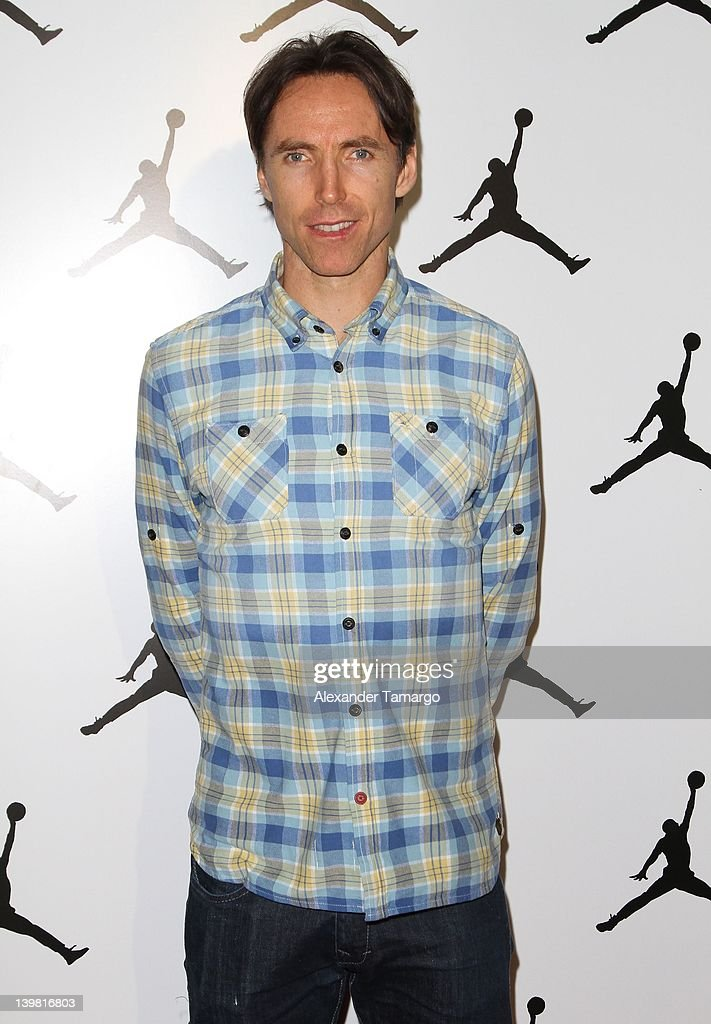 <a gi-track='captionPersonalityLinkClicked' href=/galleries/search?phrase=Steve+Nash+-+Basketball+Player&family=editorial&specificpeople=201513 ng-click='$event.stopPropagation()'>Steve Nash</a> attends Jordan All-Star With Fabolous 23 at Isleworth Golf & Country Club on February 25, 2012 in Windermere, Florida.
