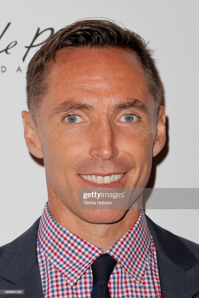 Steve Nash attends the 15th annual Harold and Carole Pump Foundation gala at the Hyatt Regency Century Plaza on August 7, 2015 in Los Angeles, California.