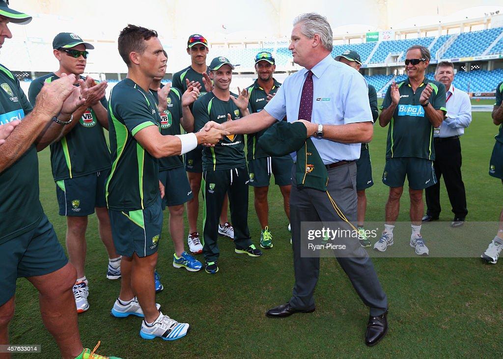 Pakistan v Australia - 1st Test Day One