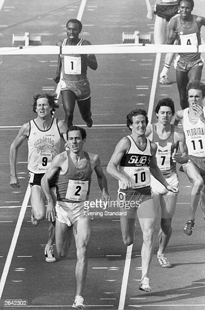 ovett men That's because great britain's sebastian coe and steve ovett were at their  he held onto it as the two men headed into the 1984 summer games in los.