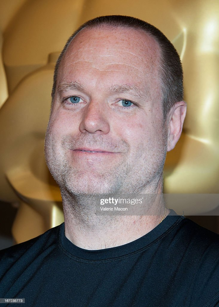 Steve Preeg attends The Academy Of Motion Picture Arts And Sciences' VFX Convergence: Blending Makeup With Digital Arts In Film at Linwood Dunn Theater at the Pickford Center for Motion Study on April 22, 2013 in Hollywood, California.