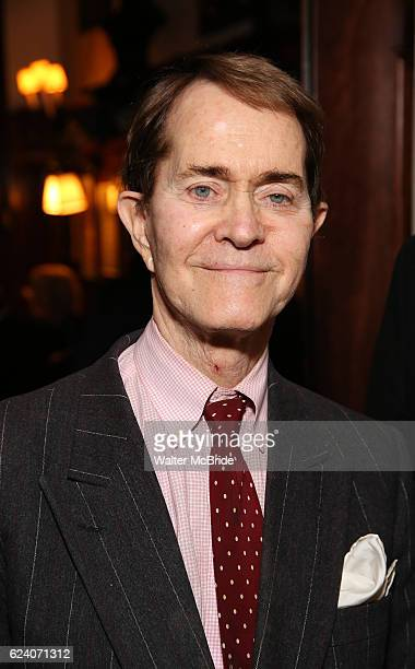 Steve Ross attends the 2016 Helen Hayes Award Dinner honoring Barbara Cook at The Players Club on November 17 2016 in New York City