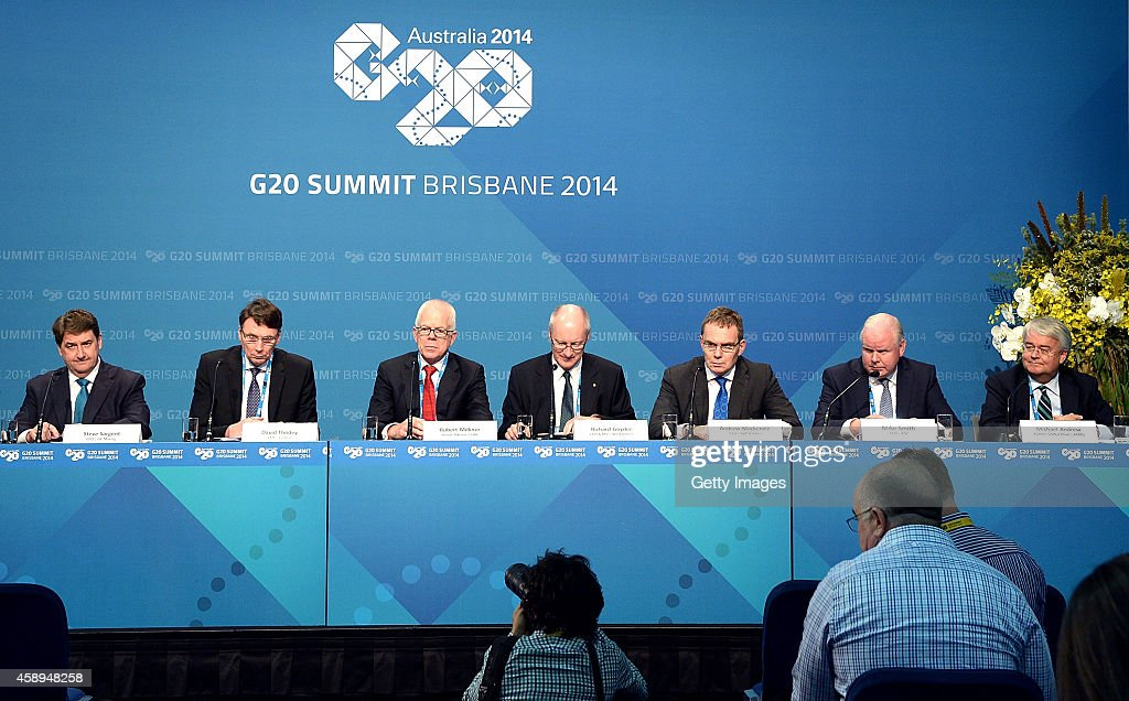 Steve Sargent CEO and President GE Mining David Thodey CEO Telstra Robert Milliner Senior Advisor UBS Richard Goyder CEO and Managing Director...