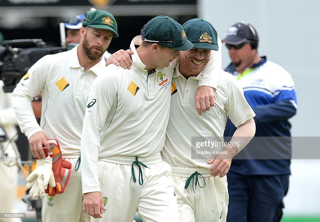 Australia v Pakistan - 1st Test: Day 5 : News Photo