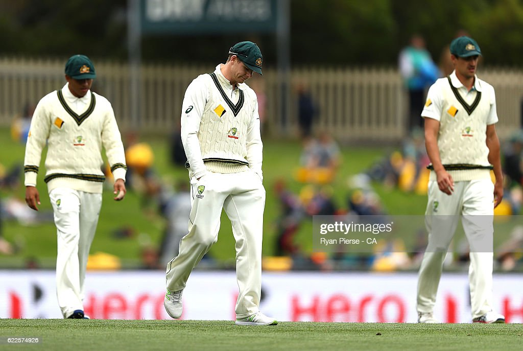 Australia v South Africa - 2nd Test: Day 1 : News Photo