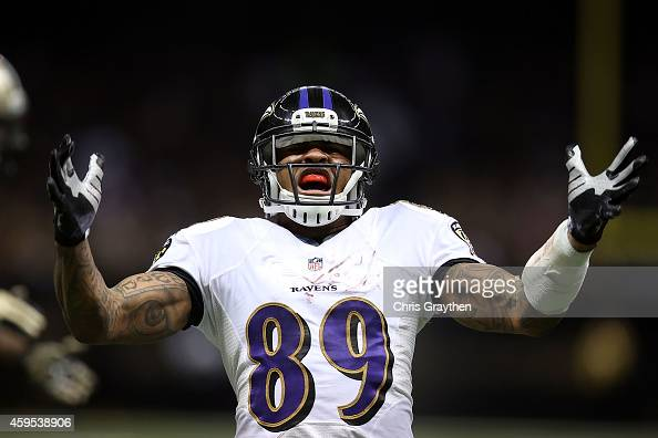 Baltimore Ravens v New Orleans Saints : News Photo