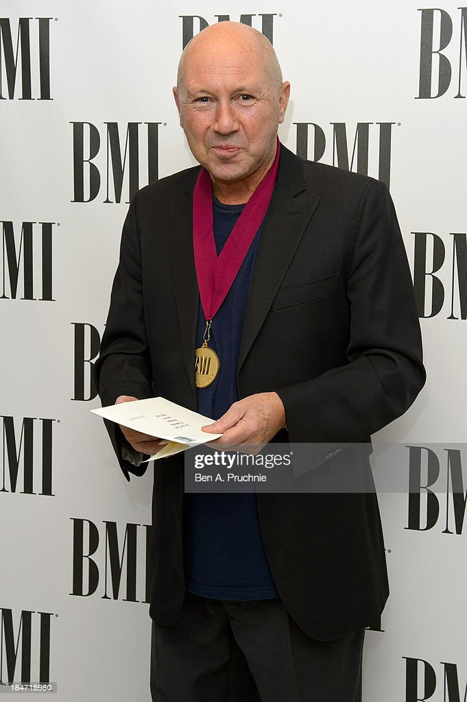 Steve Torch attends the BMI Awards at The Dorchester on October 15, 2013 in London, England.