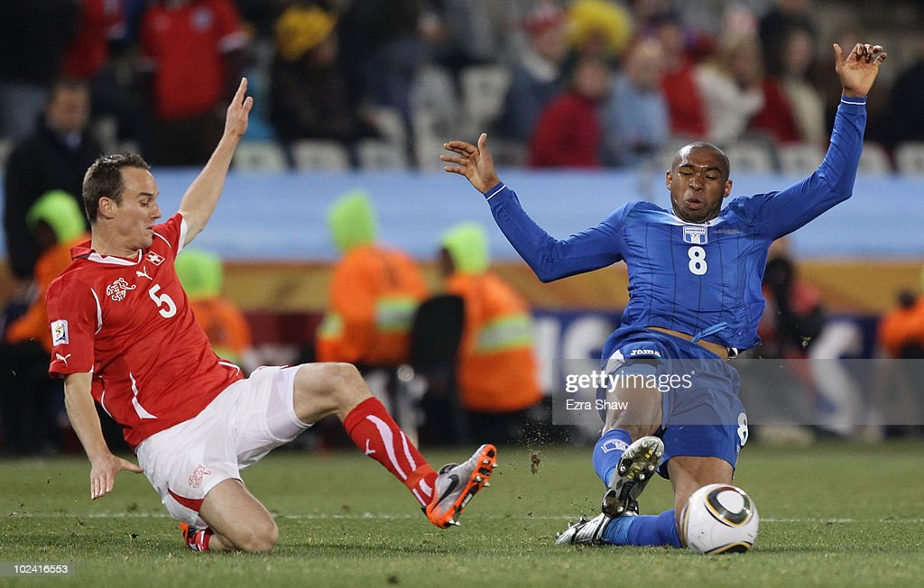 Switzerland v Honduras: Group H - 2010 FIFA World Cup