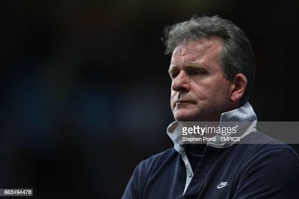 Steve Walford Aston Villa first team coach