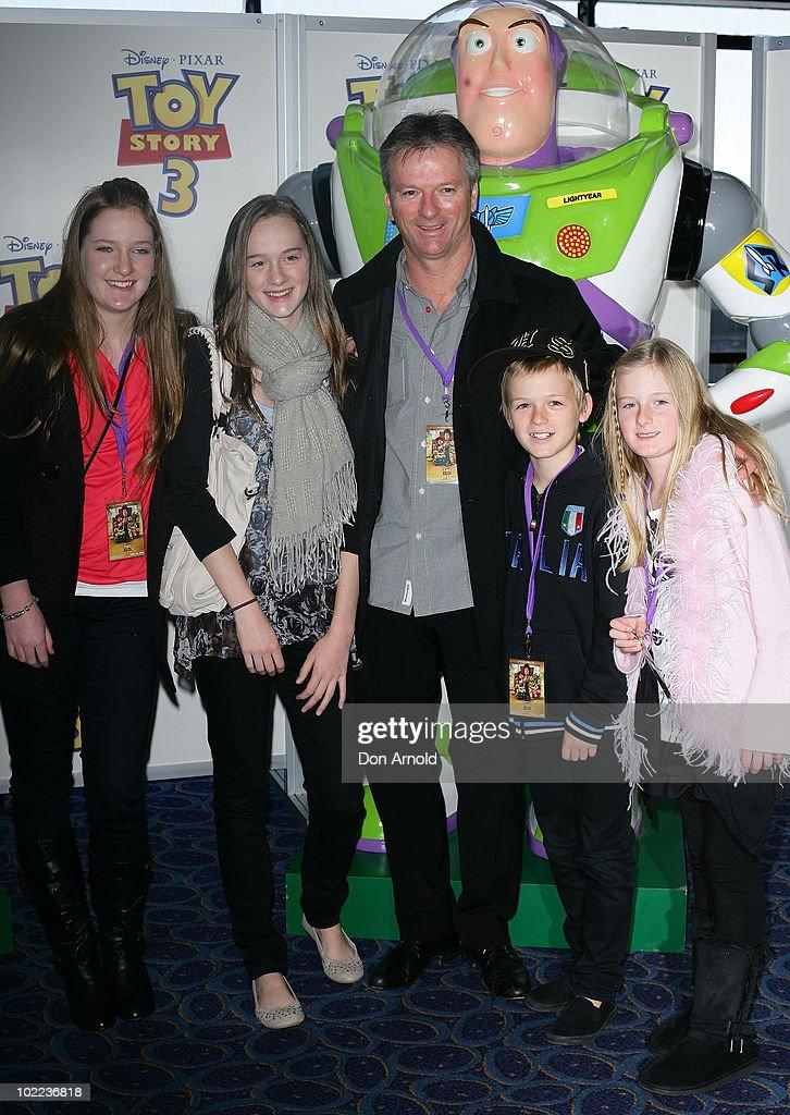 """Toy Story 3"" Sydney Premiere"