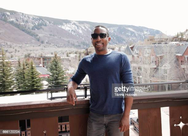 Steve Wilson attends the 2017 Aspen Shortsfest filmmakers breakout sessions on April 7 2017 at Mountain Chalet in Aspen Colorado